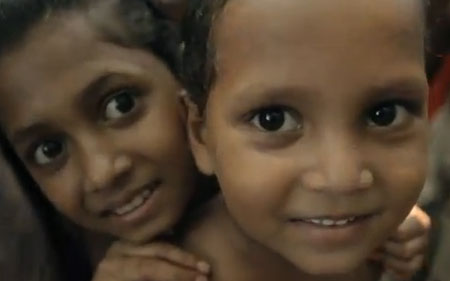 The world knows that investing in the first five years of a child's life can break the cycle of poverty. And yet hundreds of millions of children around the globe are being denied basic care. This is their short film. Stay tuned for the longer version. www.unicef-irc.org