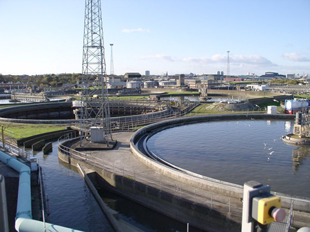 Seafield Wastewater Treatment Works