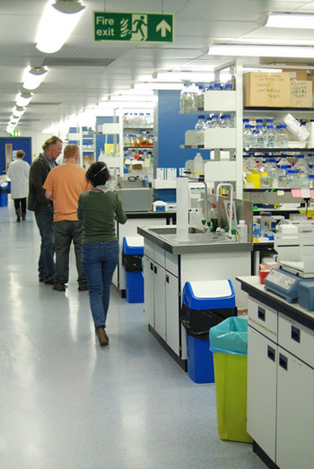 Wellcome Trust Centre for Gene Regulation and Expression