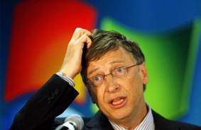 Bill Gates on malaria and education